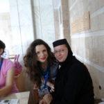 Psiholog Aliona Dronic și medic geriatru Adriana Pancu